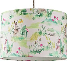 Argos Home Moorlands Bunny Shade
