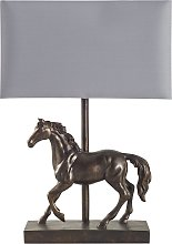 Argos Home Moorlands Horse Table Lamp - Bronze