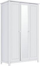 Argos Home New Scandinavia 3 Door Mirrored