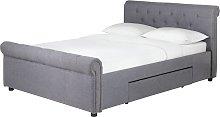 Argos Home Newbury Superking 2 Drawer Bed Frame -