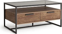 Argos Home Nomad Coffee Table - Oak Effect