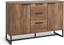Argos Home Nomad Large Sideboard - Oak Effect