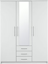 Argos Home Normandy 3 Door 3 Drawer Mirror
