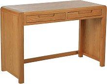 Argos Home Novara Office Desk - Oak Veneer