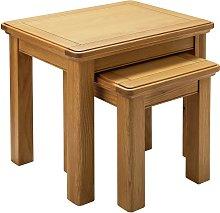 Argos Home Oakham Nest of Tables