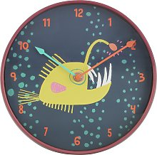 Argos Home Ocean Clock - Purple