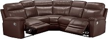 Argos Home Paolo Corner Manual Recliner Sofa -