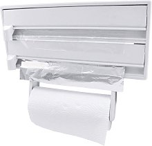 Argos Home Paper, Foil and Clingfilm Dispenser -