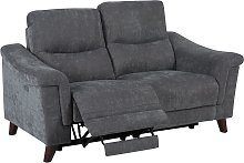 Argos Home Pepper 2 Seater Fabric Recliner Sofa -