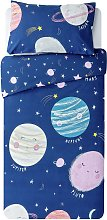 Argos Home Planet Bedding Set - Toddler