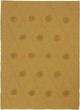 Argos Home Pom Pom Cotton Flatweave Rug -