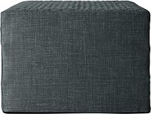Argos Home Prim Single Fabric Sofa Bed - Charcoal
