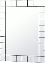 Argos Home Rectangular Mosaic Bathroom Mirror