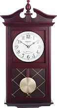Argos Home Regulator Pendulum Wall Clock - Dark
