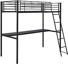 Argos Home Riley High Sleeper Metal Bed Frame and