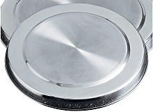 Argos Home Set of 4 Stainless Steel Hob Covers