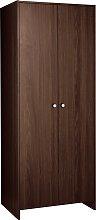 Argos Home Seville 2 Door Wardrobe - Dark Oak