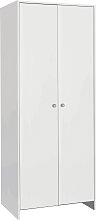 Argos Home Seville 2 Door Wardrobe - White