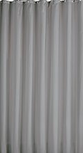 Argos Home Shower Curtain - Flint Grey