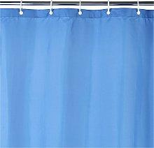 Argos Home Shower Curtain - Ink Blue