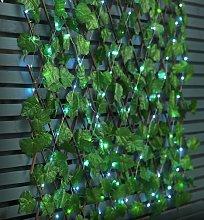 Argos Home Solar Expanding Light Up Faux Trellis