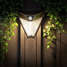 Argos Home Solar LED Wall Light with Motion Sensor