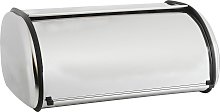 Argos Home Stainless Steel Roll Top Bread Bin