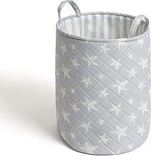 Argos Home Star Laundry - Grey