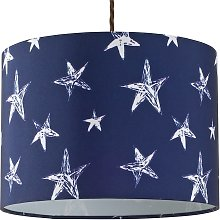 Argos Home Star Print Shade