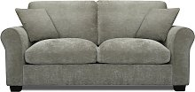 Argos Home Tammy 2 Seater Fabric Sofa bed - Mink
