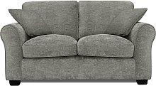 Argos Home Tammy 2 Seater Fabric Sofa - Mink