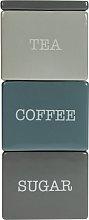 Argos Home Tea, Coffee and Sugar Stacker
