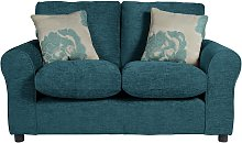 Argos Home Tessa Compact 2 Seater Fabric Sofa -