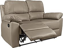 Argos Home Toby 2 Seater Faux Leather Recliner