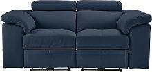 Argos Home Valencia 2 Seater Leather Recliner Sofa