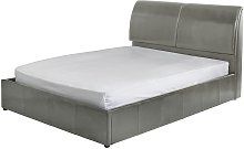 Argos Home Vince Double Ottoman Bed Frame - Grey