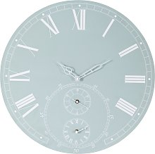 Argos Home Vintage Wall Clock - Grey