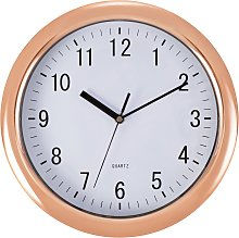 Argos Home Wall Clock - Rose Gold