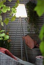 Argos Home Warm White Outdoor Tripod USB LED Solar