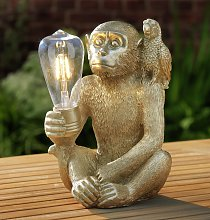 Argos Home Wilderness Solar Monkey LED Light