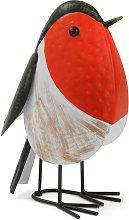 Argos Home Wobbly Robin Decoration