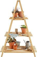 Argos Home Wooden Large Potting Ladder