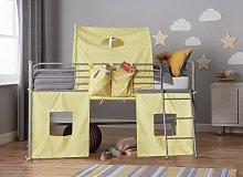 Argos Home Yellow Mid Tunnel & Tent for Kids Mid