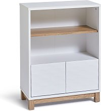 Argos Home Zander Double Unit - White