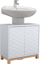 Argos Home Zander Under Sink Unit - White
