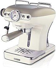 Ariete 1389/13 Retro Style Espresso Machine and