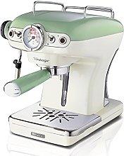 Ariete 1389/14 Retro Style Espresso Machine &