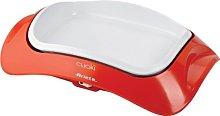 Ariete 700 Watt Cuoki Portable Table Grill, Orange