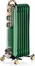 Ariete 837, Vintage Oil Cooler, 7 Heating