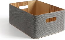 Arigatoe Wooden Crate Storage Unit Atipico Size: